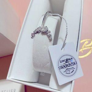 ATELIER Swarovski® Cuff Bracelet By Penelope Cruz